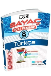 Evrensel İletişim Yayınları - Evrensel İletişim Yayınları 8. Sınıf LGS Türkçe Sayaç Video Çözümlü 20 li Deneme