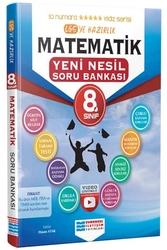 Evrensel İletişim Yayınları - Evrensel İletişim Yayınları 8. Sınıf Matematik Video Çözümlü Soru Bankası
