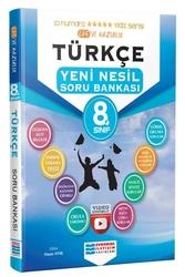 Evrensel İletişim Yayınları - Evrensel İletişim Yayınları 8. Sınıf Türkçe Video Çözümlü Soru Bankası