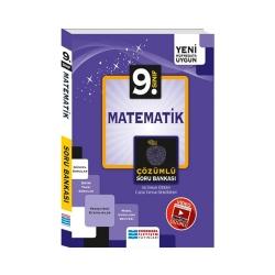 Evrensel İletişim Yayınları - Evrensel İletişim Yayınları 9. Sınıf Matematik Video Çözümlü Soru Bankası