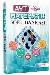 Evrensel İletişim Yayınları - Evrensel İletişim Yayınları AYT Matematik Video Çözümlü Soru Bankası
