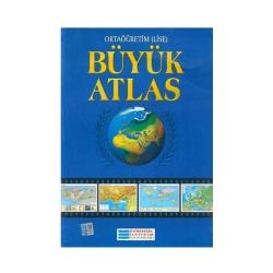 Evrensel İletişim Yayınları - Evrensel İletişim Yayınları Büyük Atlas Ciltsiz