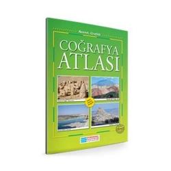 Evrensel İletişim Yayınları - Evrensel İletişim Yayınları Coğrafya Atlası