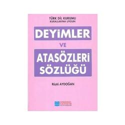 Evrensel İletişim Yayınları - Evrensel İletişim Yayınları Deyimler ve Atasözleri Sözlüğü
