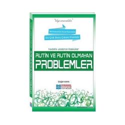 Evrensel İletişim Yayınları - Evrensel İletişim Yayınları Rutin ve Rutin Olmayan Problemler
