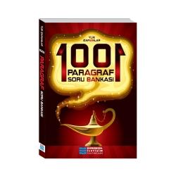 Evrensel İletişim Yayınları - Evrensel İletişim Yayınları Sihirli 1001 Paragraf Soru Bankası