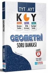 Evrensel İletişim Yayınları - Evrensel İletişim Yayınları TYT AYT Geometri Video Çözümlü Soru Bankası