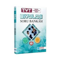 Evrensel İletişim Yayınları - Evrensel İletişim Yayınları TYT Biyoloji Video Çözümlü Soru Bankası