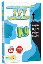 Evrensel İletişim Yayınları - Evrensel İletişim Yayınları TYT K9 Video Çözümlü Deneme Sınavı