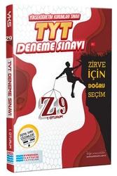 Evrensel İletişim Yayınları - Evrensel İletişim Yayınları TYT Z9 Video Çözümlü Deneme Sınavları