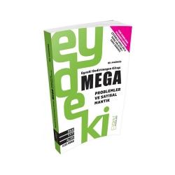 Eydeki Yayınları - Eydeki Yayınları Eyvah Dedirtmeyen Kitap Mega Problemler ve Sayısal Mantık