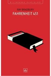 İthaki Yayınları - Fahrenheit 451 - Ray Bradbury İthaki Yayınları