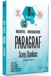 Faktör Yayınları - Faktör Yayınları 8. Sınıf LGS Mantık Muhakeme Paragraf Soru Bankası