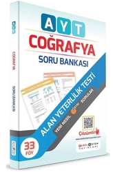 Farklı Sistem Yayınları - Farklı Sistem Yayınları AYT Coğrafya Soru Bankası