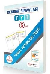 Farklı Sistem Yayınları - Farklı Sistem Yayınları TYT 5 li Deneme Sınavları