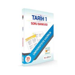 Farklı Sistem Yayınları - Farklı Sistem Yayınları TYT Tarih 1 Soru Bankası