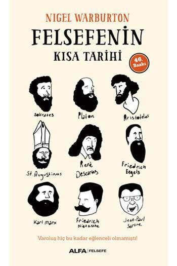 Alfa Yayınları - Felsefenin Kısa Tarihi Alfa Yayınları