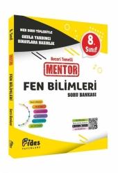 Fides Yayınları - Fides Yayınları 8. Sınıf Mentor Fen Bilimleri Soru Bankası