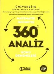 Fides Yayınları - Fides Yayınları YGS Matematik 360 Derece Analiz Konu Denemeleri