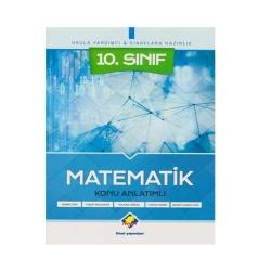 Final Yayınları - Final Yayınları 10. Sınıf Matematik Konu Anlatımlı