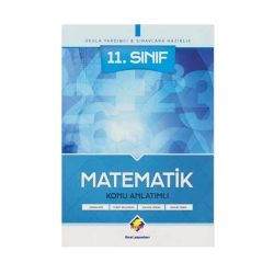 Final Yayınları - Final Yayınları 11. Sınıf Matematik Konu Anlatımlı YENİ