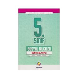 Final Yayınları - Final Yayınları 5. Sınıf Sosyal Bilgiler Konu Anlatımlı