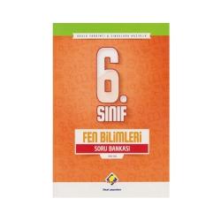 Final Yayınları - Final Yayınları 6. Sınıf Fen Bilimleri Soru Bankası