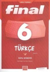 Final Yayınları - Final Yayınları 6. Sınıf Türkçe Konu Anlatımlı