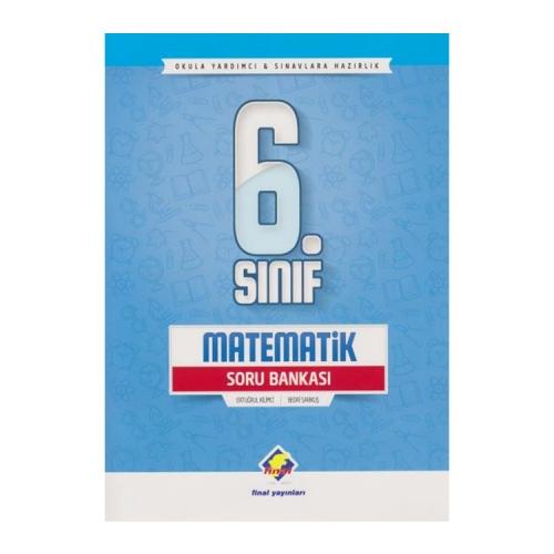Final yayınları 6.Sınıf Matematik Soru Bankası