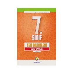 Final Yayınları - Final Yayınları 7. Sınıf Fen Bilimleri Soru Bankası