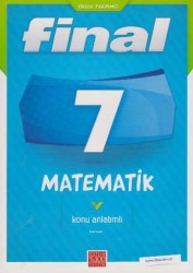 Final Yayınları - Final Yayınları 7. Sınıf Matematik Konu Anlatımlı