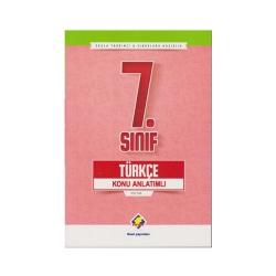 Final Yayınları - Final Yayınları 7. Sınıf Türkçe Konu Anlatımlı