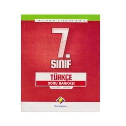 Final Yayınları - Final Yayınları 7. Sınıf Türkçe Soru Bankası