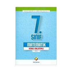 Final Yayınları - Final Yayınları 7.Sınıf Matematik Konu Anlatımlı