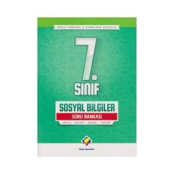Final Yayınları - Final Yayınları 7.Sınıf Sosyal Bilgiler Soru Bankası