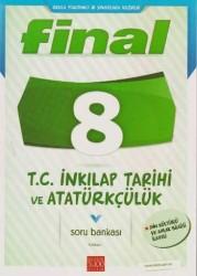 Final Yayınları - Final Yayınları 8. Sınıf T.C. İnkılap Tarihi ve Atatürkçülük Soru Bankası