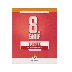 Final Yayınları - Final Yayınları 8. Sınıf Türkçe Soru Bankası