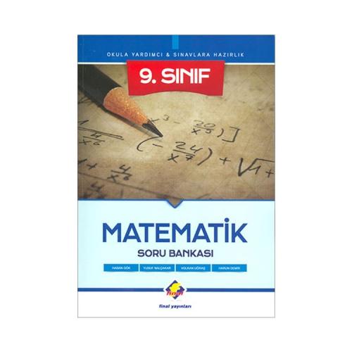 Final Yayınları 9.Sınıf Matematik Soru Bankası