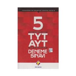 Final Yayınları - Final Yayınları TYT AYT 5 li Deneme Sınavı