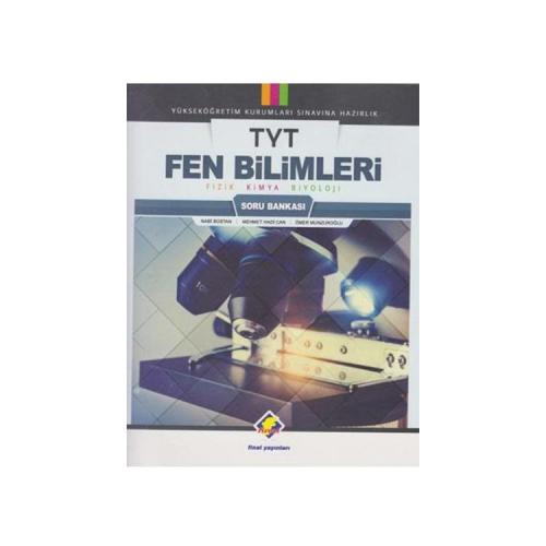 Final Yayınları YKS TYT Fen Bilimleri Soru Bankası