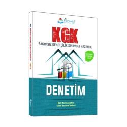 Finansed Yayınları - Finansed Yayınları KGK Denetim Hazırlık Kitabı