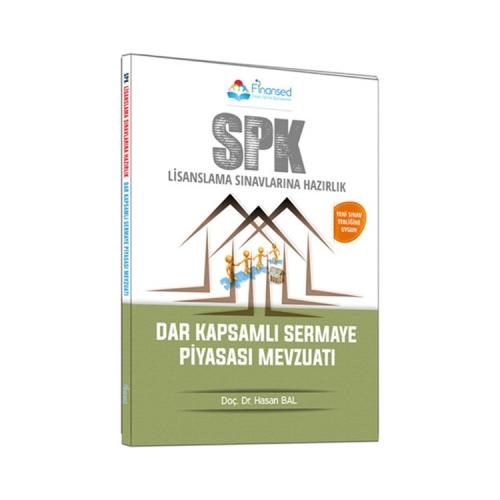 Finansed Yayınları SPK Dar Kapsamlı Sermaye Piyasası Mevzuatı ve Meslek Kuralları