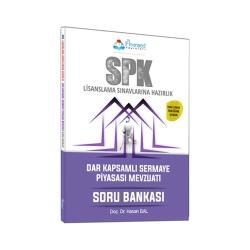 Finansed Yayınları - Finansed Yayınları SPK Dar Kapsamlı Sermaye Piyasası Mevzuatı Soru Bankası