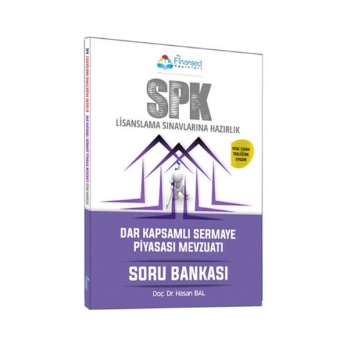 Finansed Yayınları SPK Dar Kapsamlı Sermaye Piyasası Mevzuatı Soru Bankası