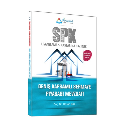 Finansed Yayınları SPK Geniş Kapsamlı Sermaye Piyasası Mevzuatı ve Meslek Kuralları
