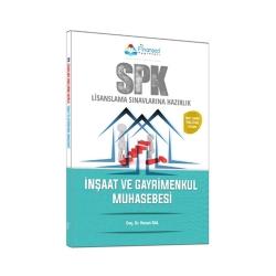 Finansed Yayınları - Finansed Yayınları SPK İnşaat ve Gayrimenkul Muhasebesi