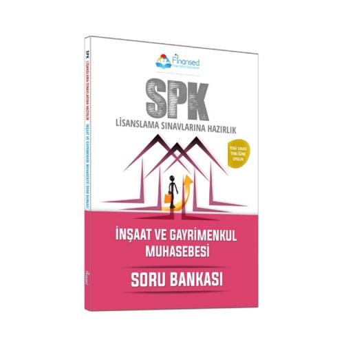Finansed Yayınları SPK İnşaat ve Gayrimenkul Muhasebesi Soru Bankası