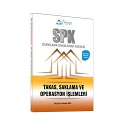 Finansed Yayınları - Finansed Yayınları SPK Takas Saklama ve Operasyon İşlemleri