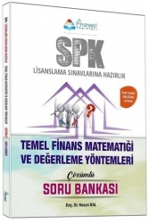 Finansed Yayınları - Finansed Yayınları SPK Temel Finans Matematiği ve Değerleme Yöntemleri Çözümlü Soru Bankası