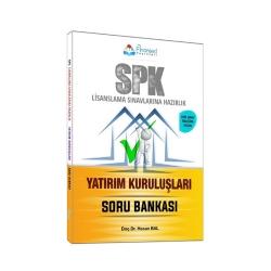 Finansed Yayınları - Finansed Yayınları SPK Yatırım Kuruluşları Soru Bankası